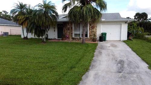 Photo of 1831 SW Notre Dame Avenue SW, Port Saint Lucie, FL 34983 (MLS # RX-10666386)