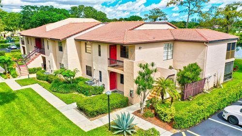 Photo of 9262 Vista Del Lago Street #G23, Boca Raton, FL 33428 (MLS # RX-10752386)