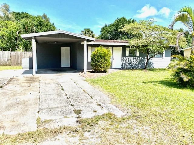 108 N 38th Street, Fort Pierce, FL 34947 - MLS#: RX-10718386