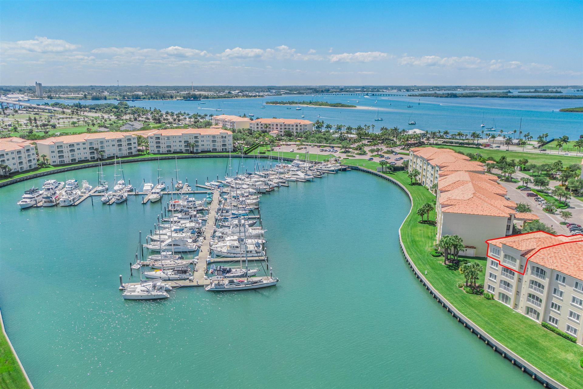 8 Harbour Isle E Drive #Penthouse 06, Fort Pierce, FL 34949 - #: RX-10620387