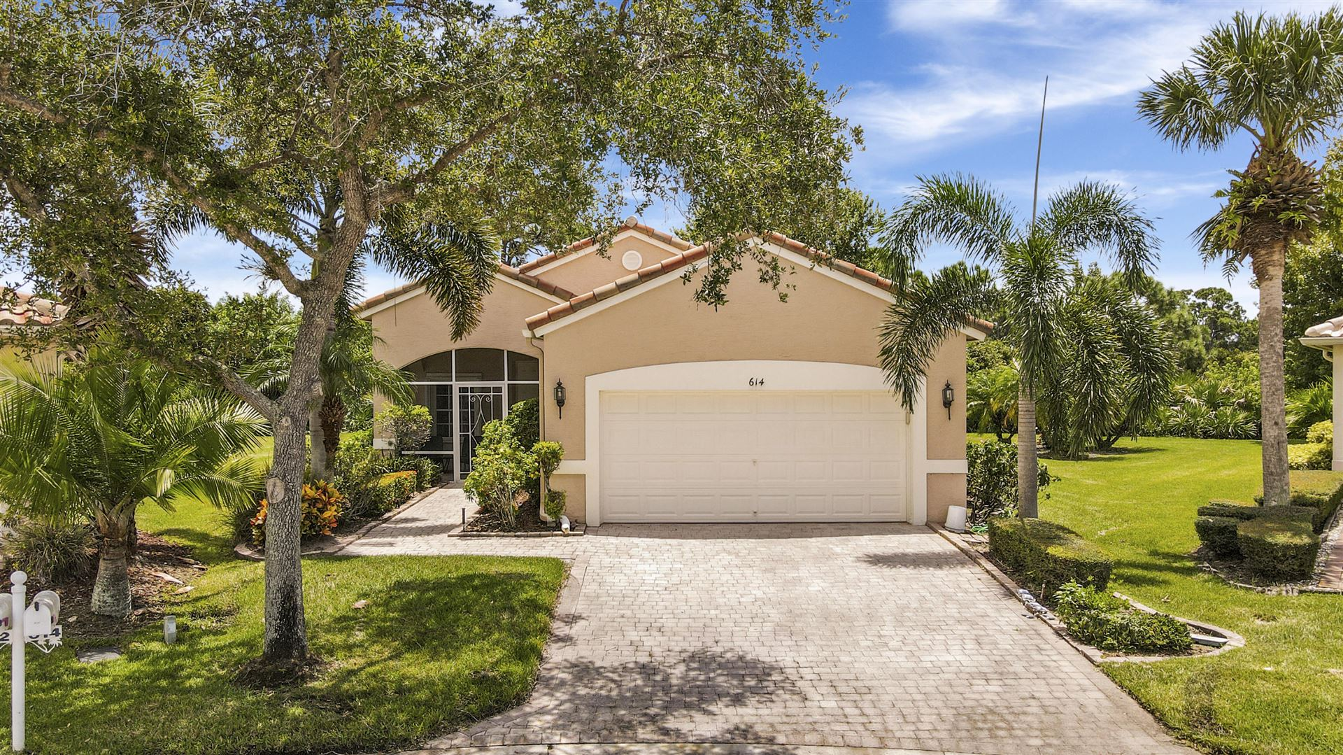 Photo of 614 NW Whitfield Way, Port Saint Lucie, FL 34986 (MLS # RX-10645387)
