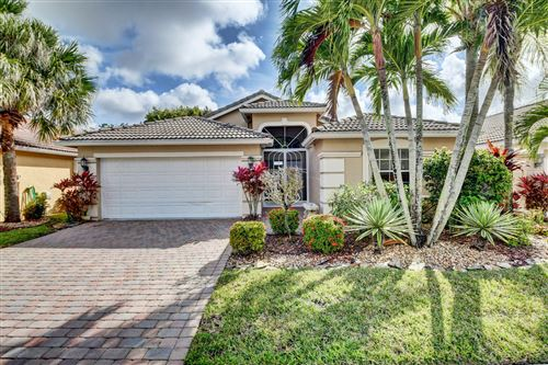 Photo of 9664 Positano Way, Lake Worth, FL 33467 (MLS # RX-10599388)