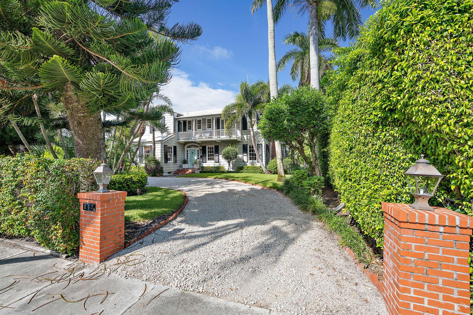 267 Dunbar Road, Palm Beach, FL 33480 - #: RX-10579388