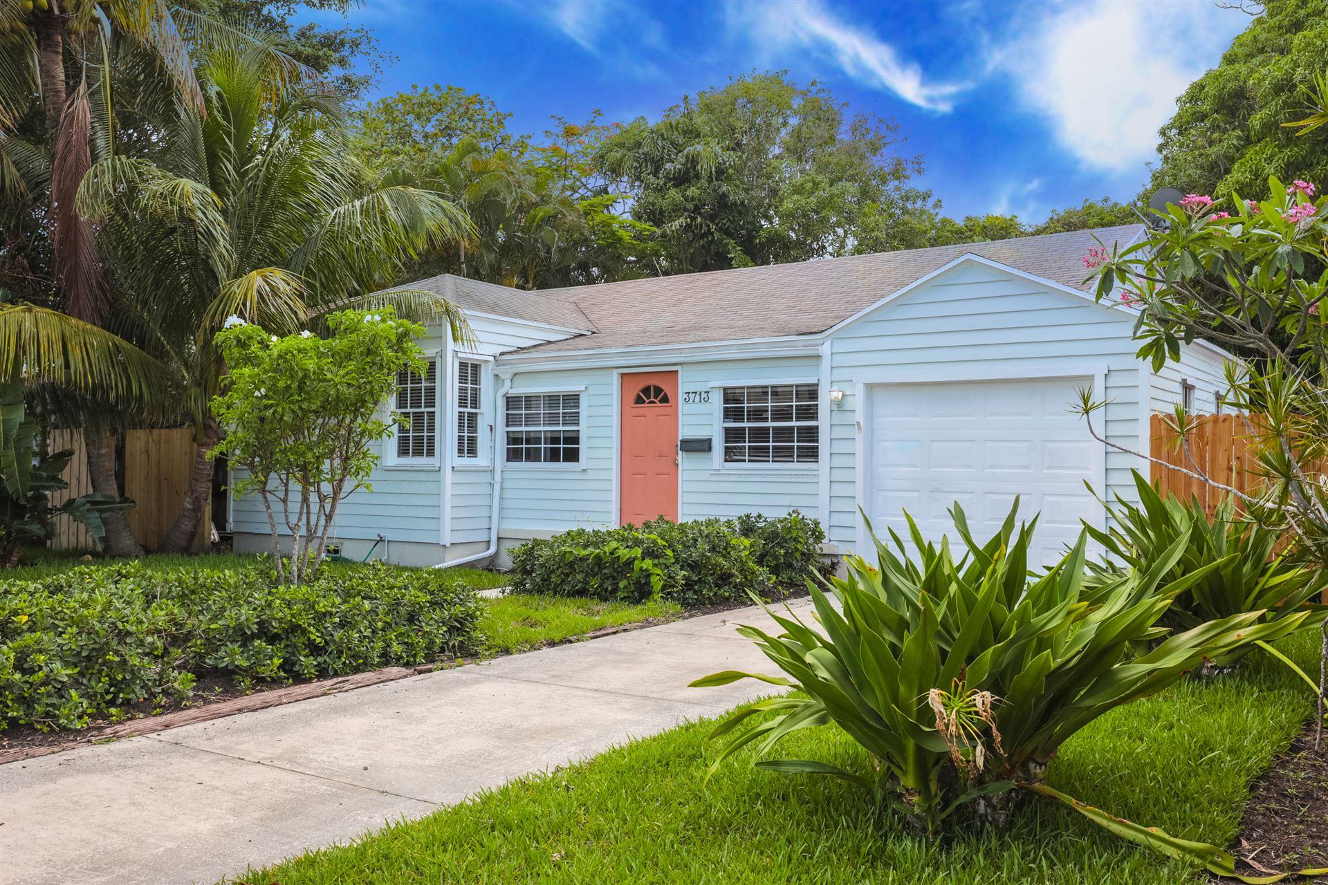 3713 N Flagler Drive, West Palm Beach, FL 33407 - #: RX-10626388