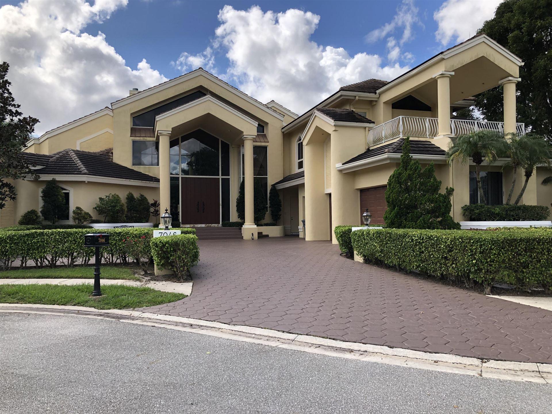 7046 Valencia Drive, Boca Raton, FL 33433 - #: RX-10648388