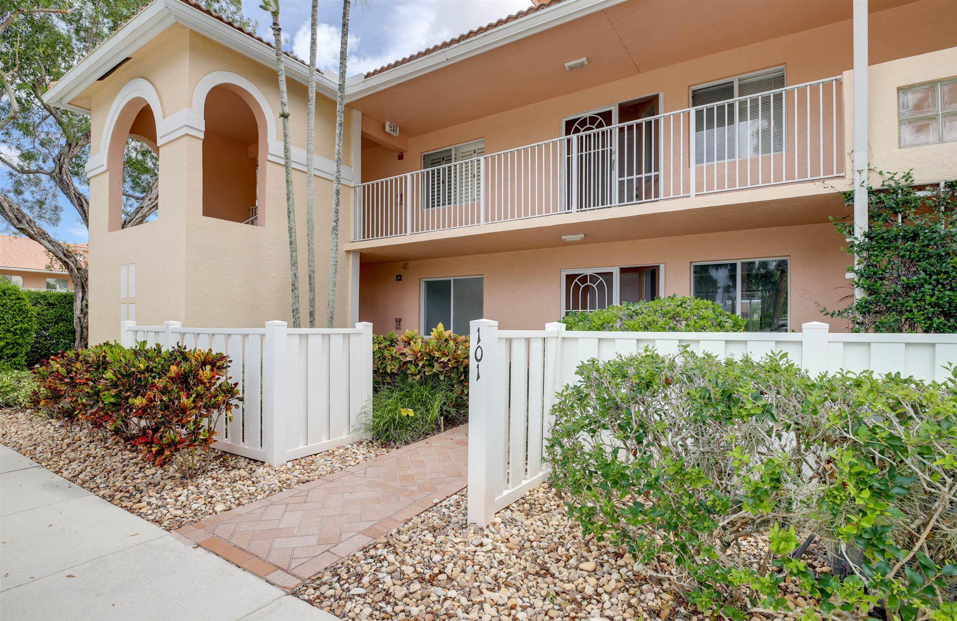 5914 Regal Glen Drive #101, Boynton Beach, FL 33437 - #: RX-10659388