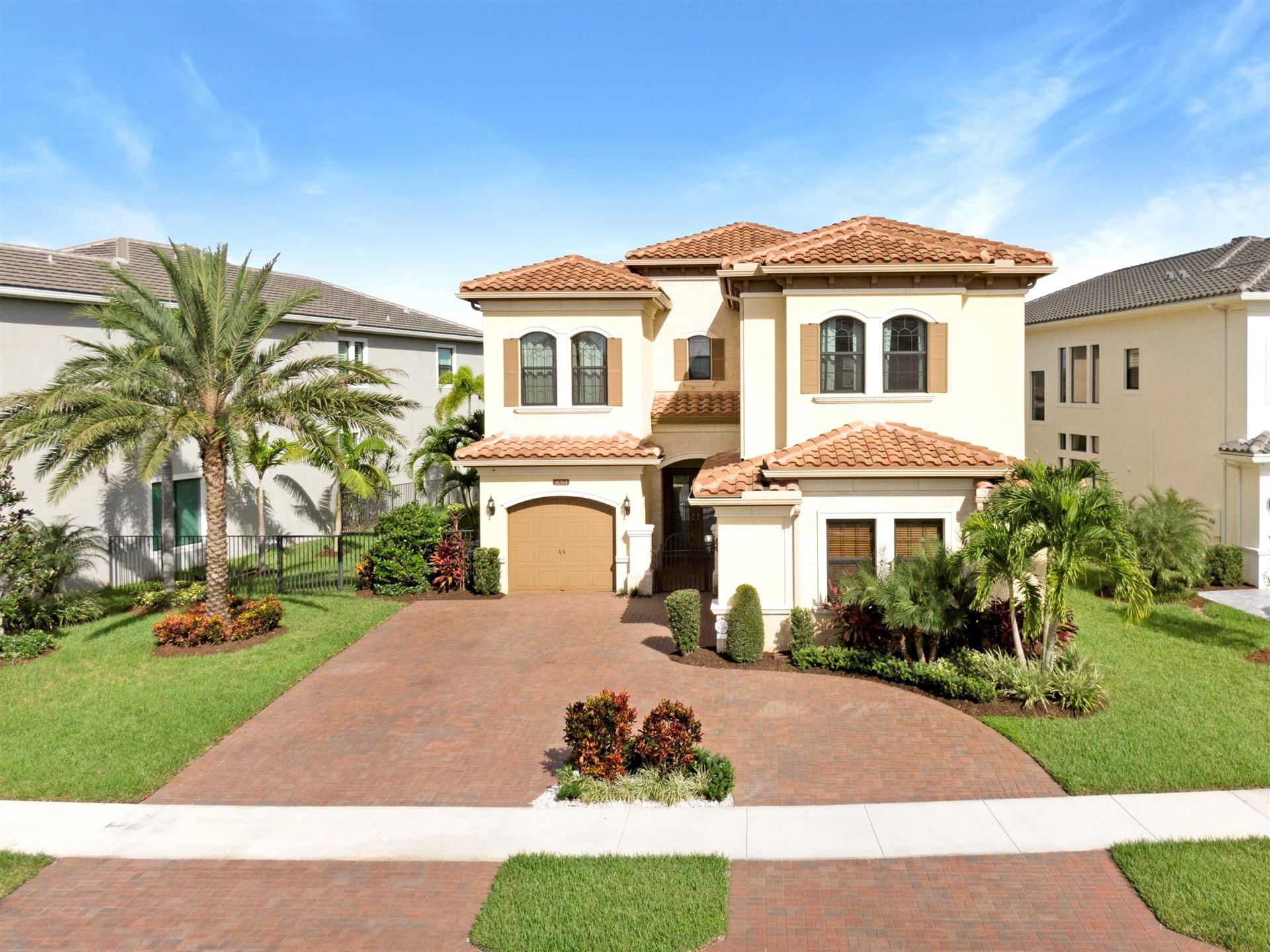 16364 Cabernet Drive, Delray Beach, FL 33446 - #: RX-10667388
