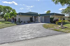 Photo of 5820 Australian Pine Drive, Tamarac, FL 33319 (MLS # RX-10523389)