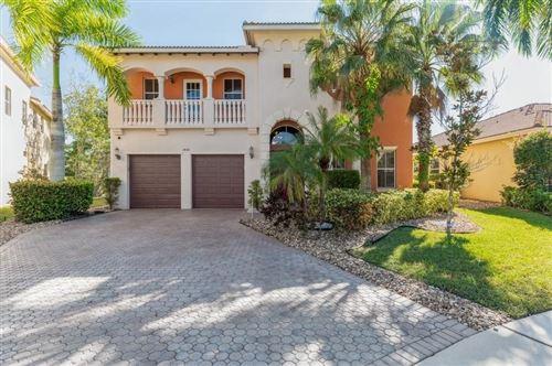 Photo of 1858 Wood Glen Circle, West Palm Beach, FL 33411 (MLS # RX-10675389)