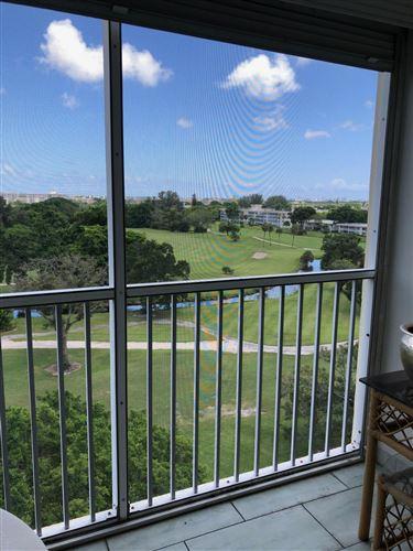 Photo of 3250 N Palm Aire Drive #802, Pompano Beach, FL 33069 (MLS # RX-10702389)