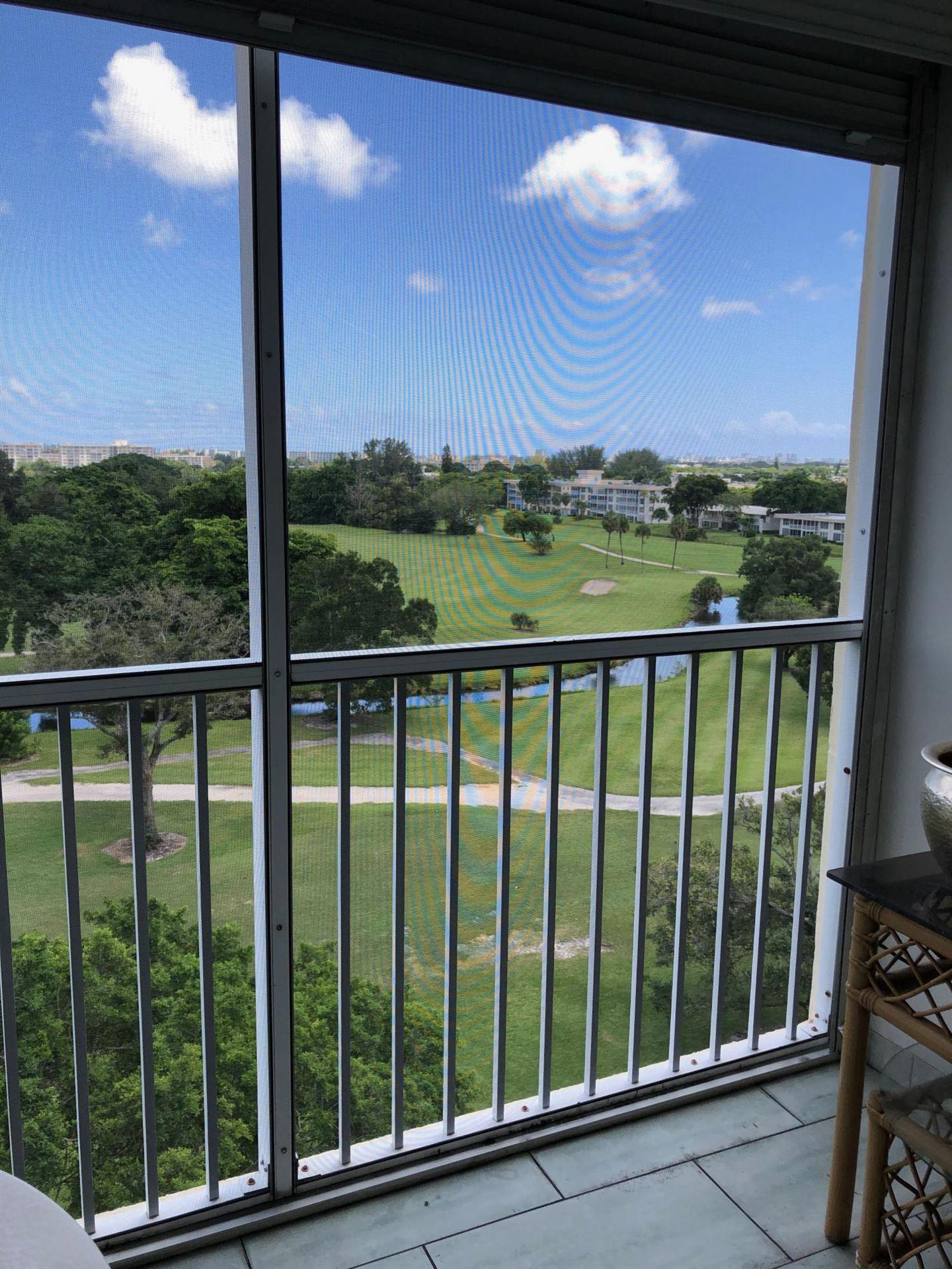 3250 N Palm Aire Drive #802, Pompano Beach, FL 33069 - MLS#: RX-10702389