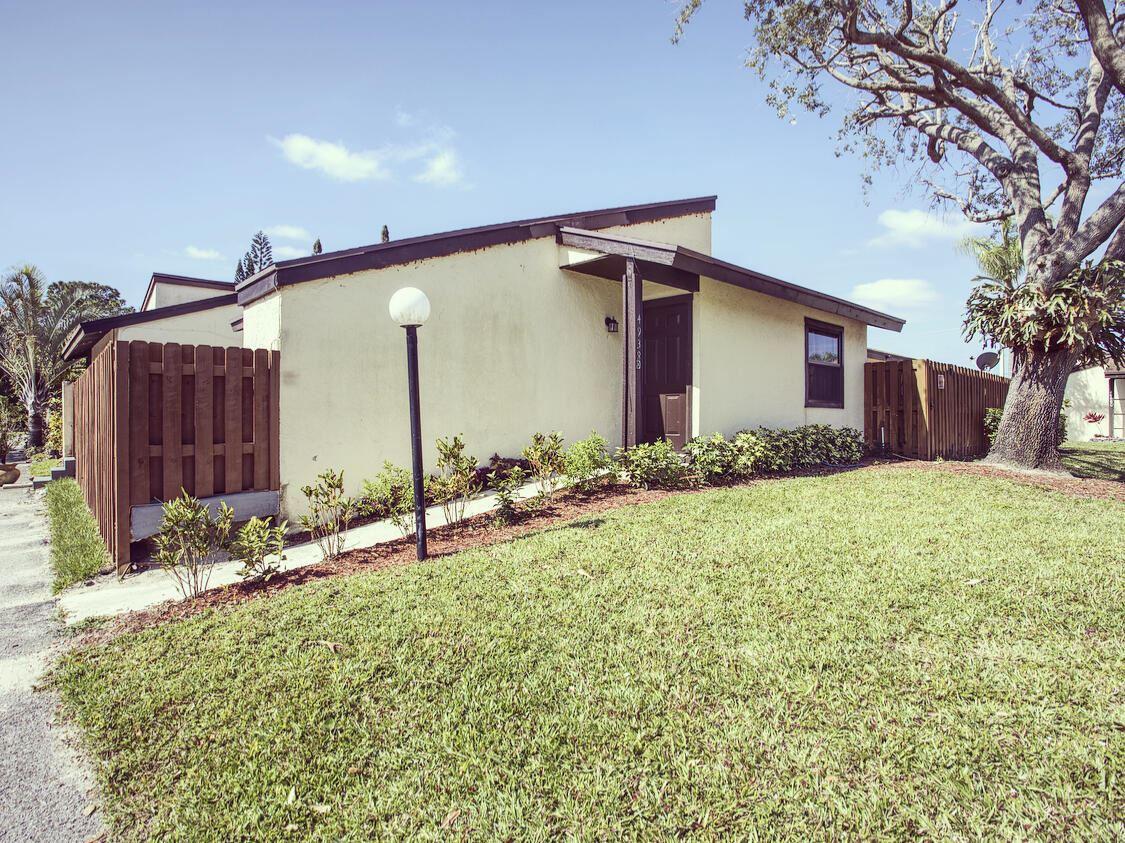 4938 Alder Drive #D, West Palm Beach, FL 33417 - #: RX-10708389