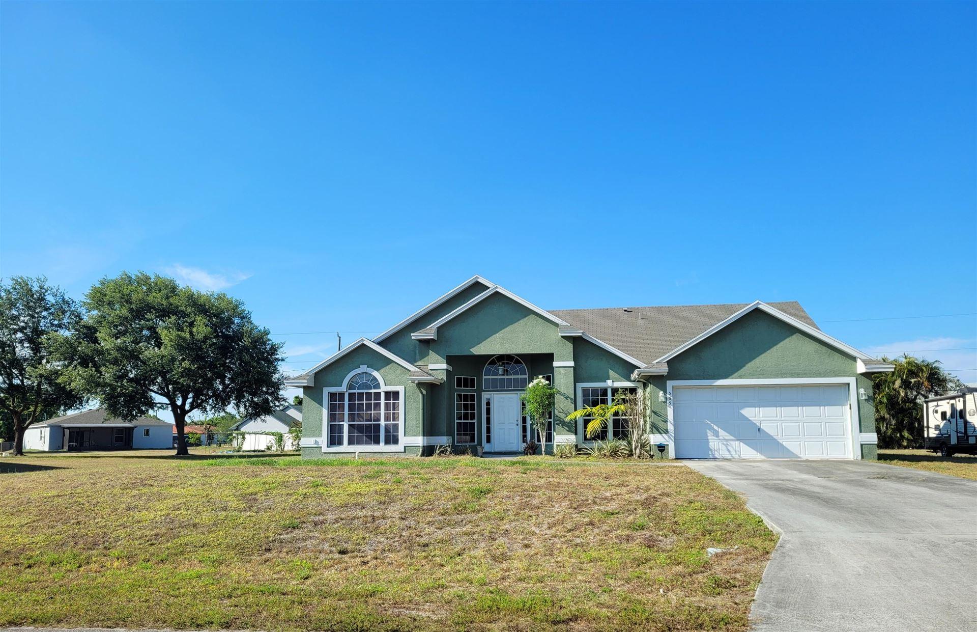 565 SW Dalton Circle, Port Saint Lucie, FL 34953 - MLS#: RX-10719389