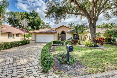 Photo of 8410 Northstar Court, Boynton Beach, FL 33436 (MLS # RX-10602390)