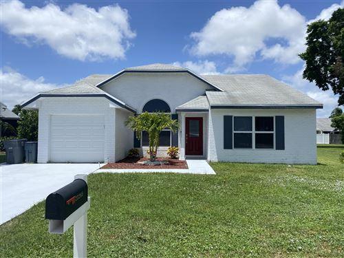 Photo of 23265 Cedar Hollow Way, Boca Raton, FL 33433 (MLS # RX-10643390)