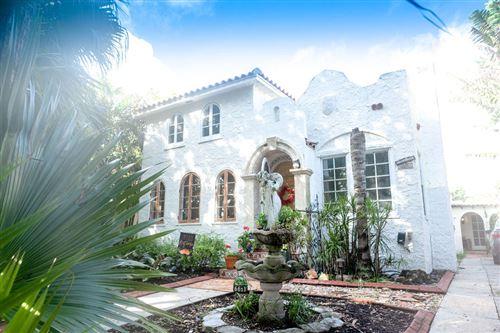 Photo of 6611 Garden Avenue, West Palm Beach, FL 33405 (MLS # RX-10666390)