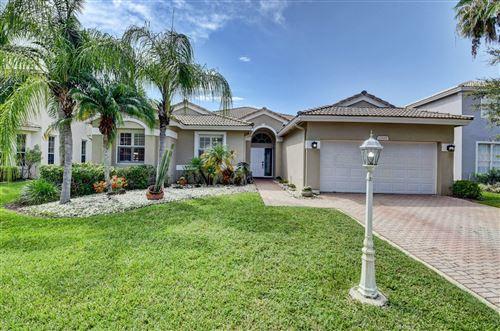 Photo of 12661 Yardley Drive, Boca Raton, FL 33428 (MLS # RX-10734390)