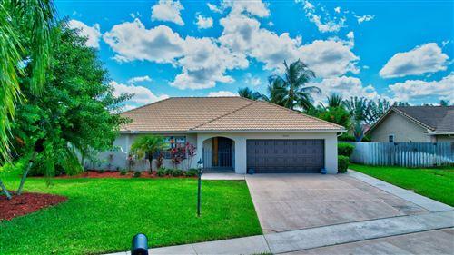 Photo of 9040 Red Oak Lane, Boca Raton, FL 33428 (MLS # RX-10748390)