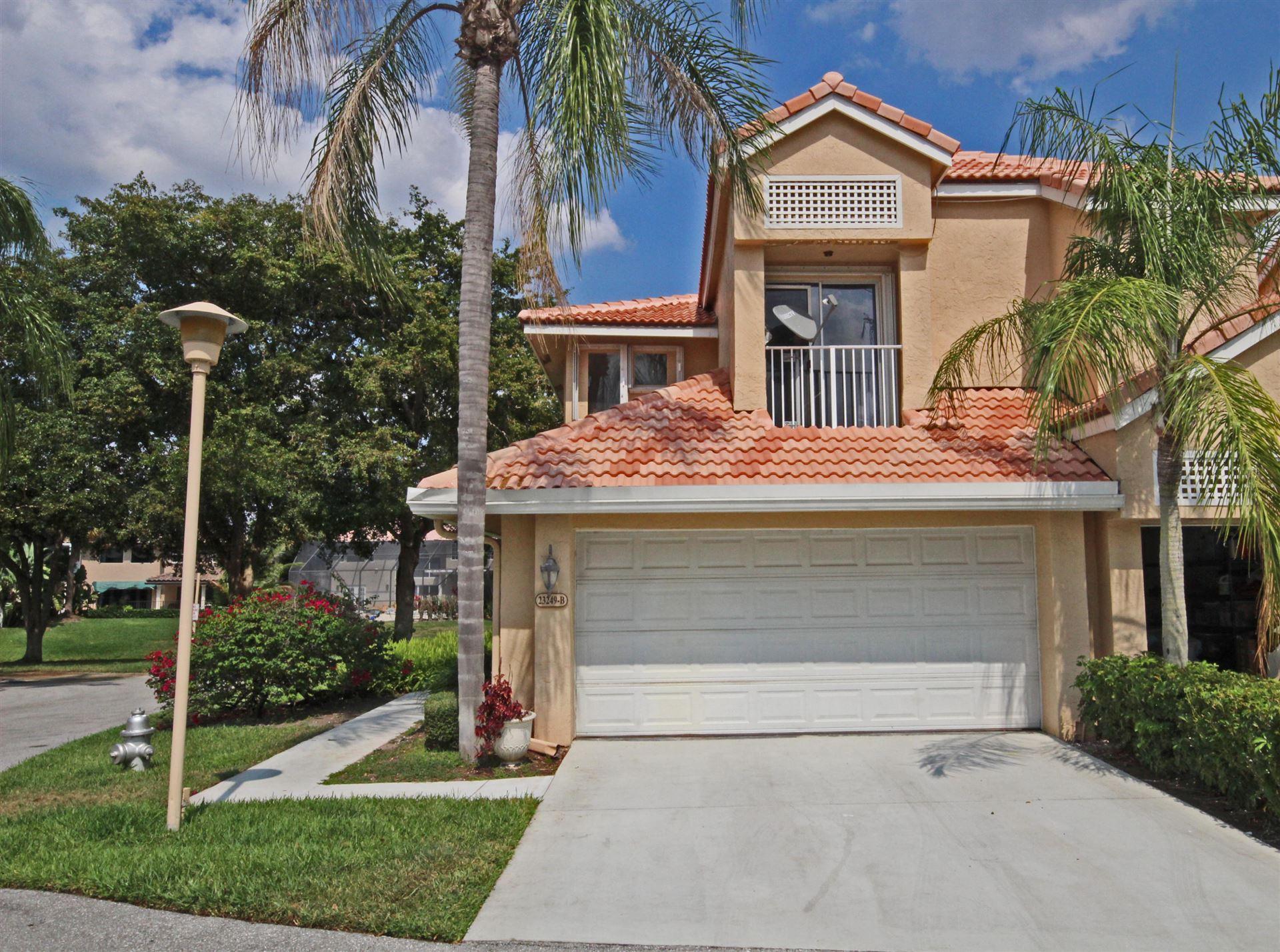 23249 Island View #B, Boca Raton, FL 33433 - #: RX-10619390