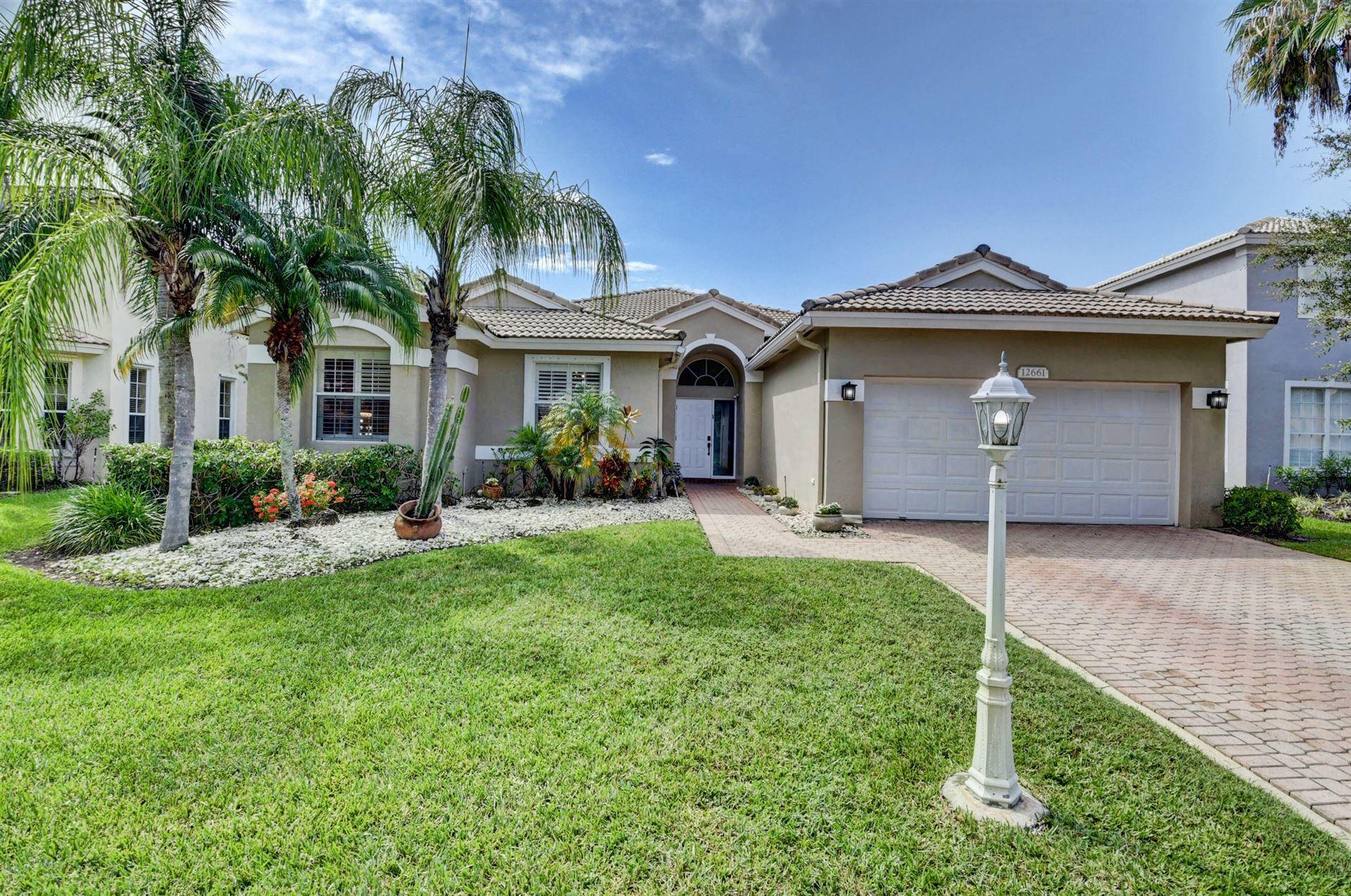 12661 Yardley Drive, Boca Raton, FL 33428 - MLS#: RX-10734390