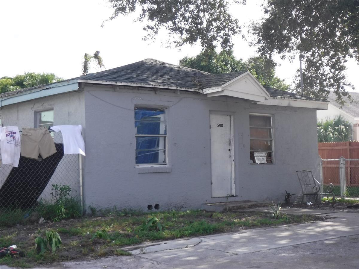 508 N 14th Street, Fort Pierce, FL 34950 - MLS#: RX-10749390