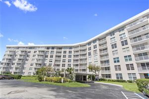Photo of 2851 S Ocean Boulevard #L-2, Boca Raton, FL 33432 (MLS # RX-10547391)