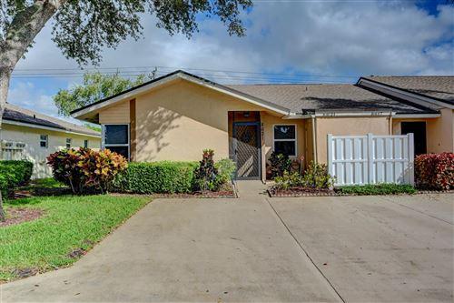 Photo of 8621 Sunbird Place, Boca Raton, FL 33496 (MLS # RX-10752391)