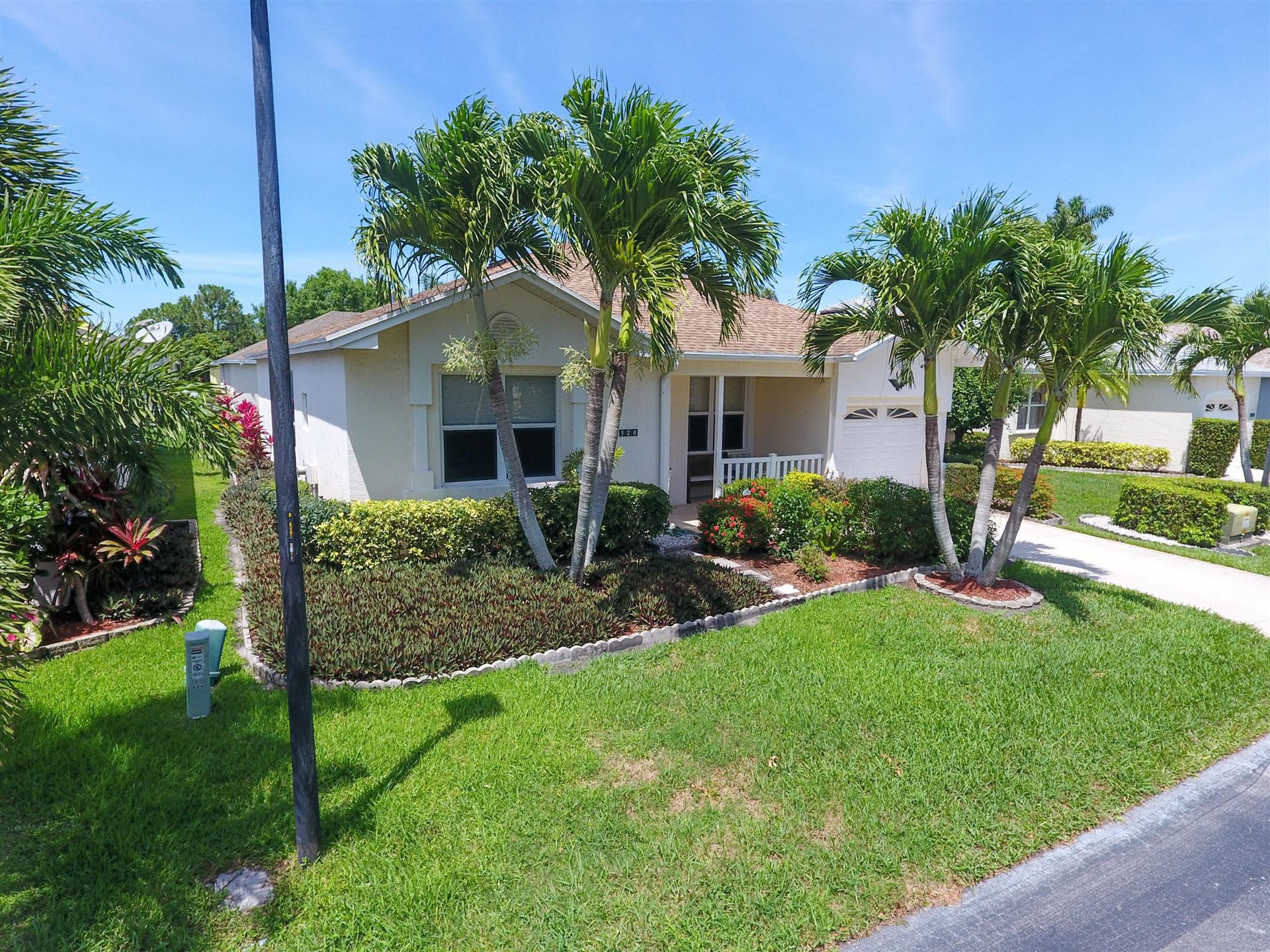 520 NW Galatone Court, Port Saint Lucie, FL 34986 - #: RX-10619391