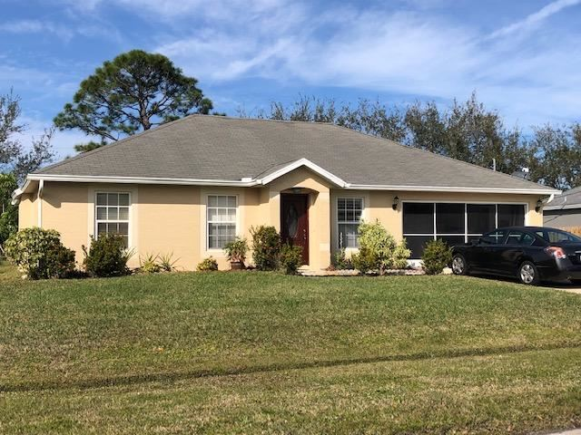 229 SW Parish Terrace, Port Saint Lucie, FL 34984 - #: RX-10685391