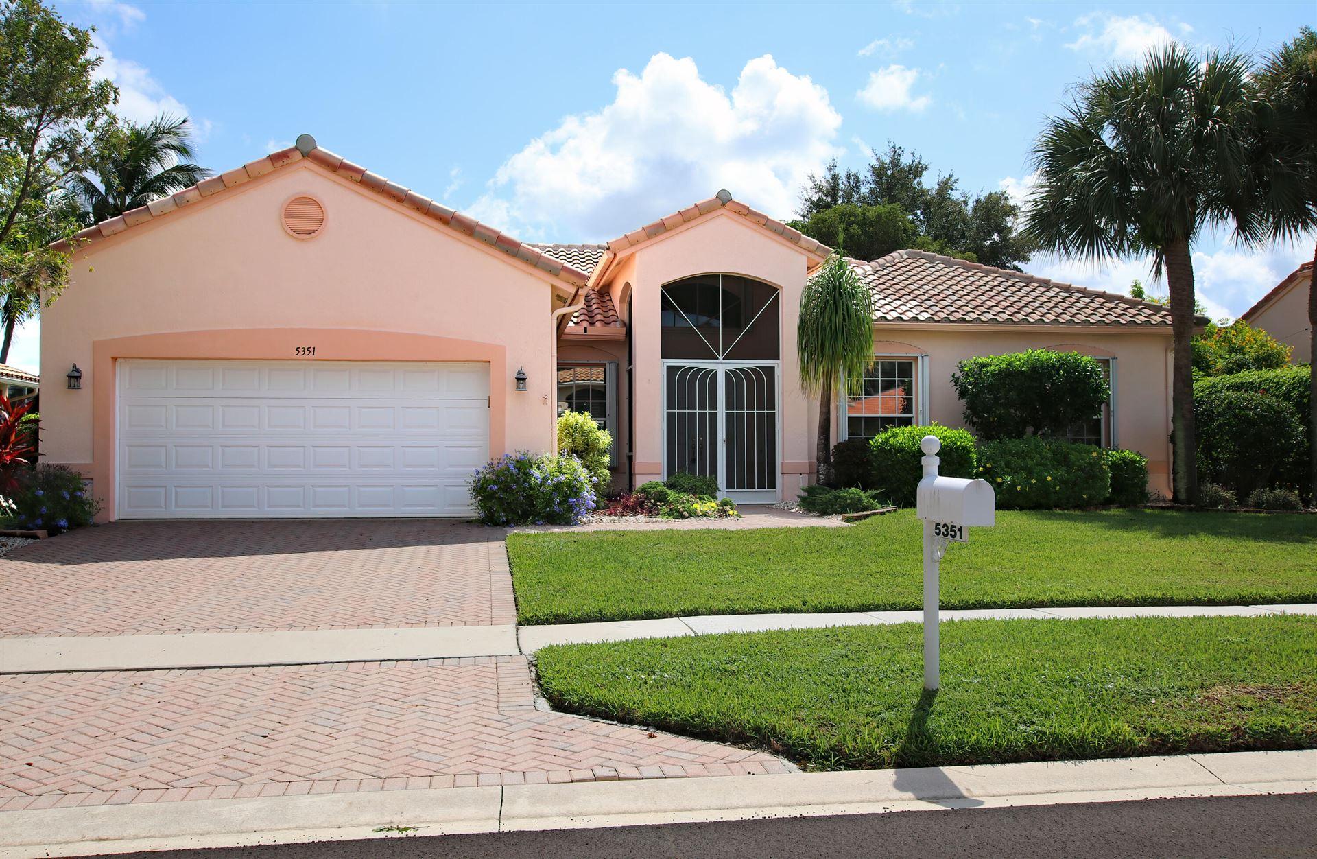 5351 Landon Circle, Boynton Beach, FL 33437 - #: RX-10743391
