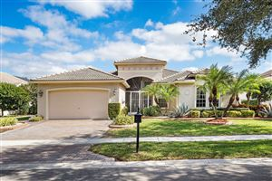 Photo of 13503 Barcelona Lake Circle, Delray Beach, FL 33446 (MLS # RX-10498392)