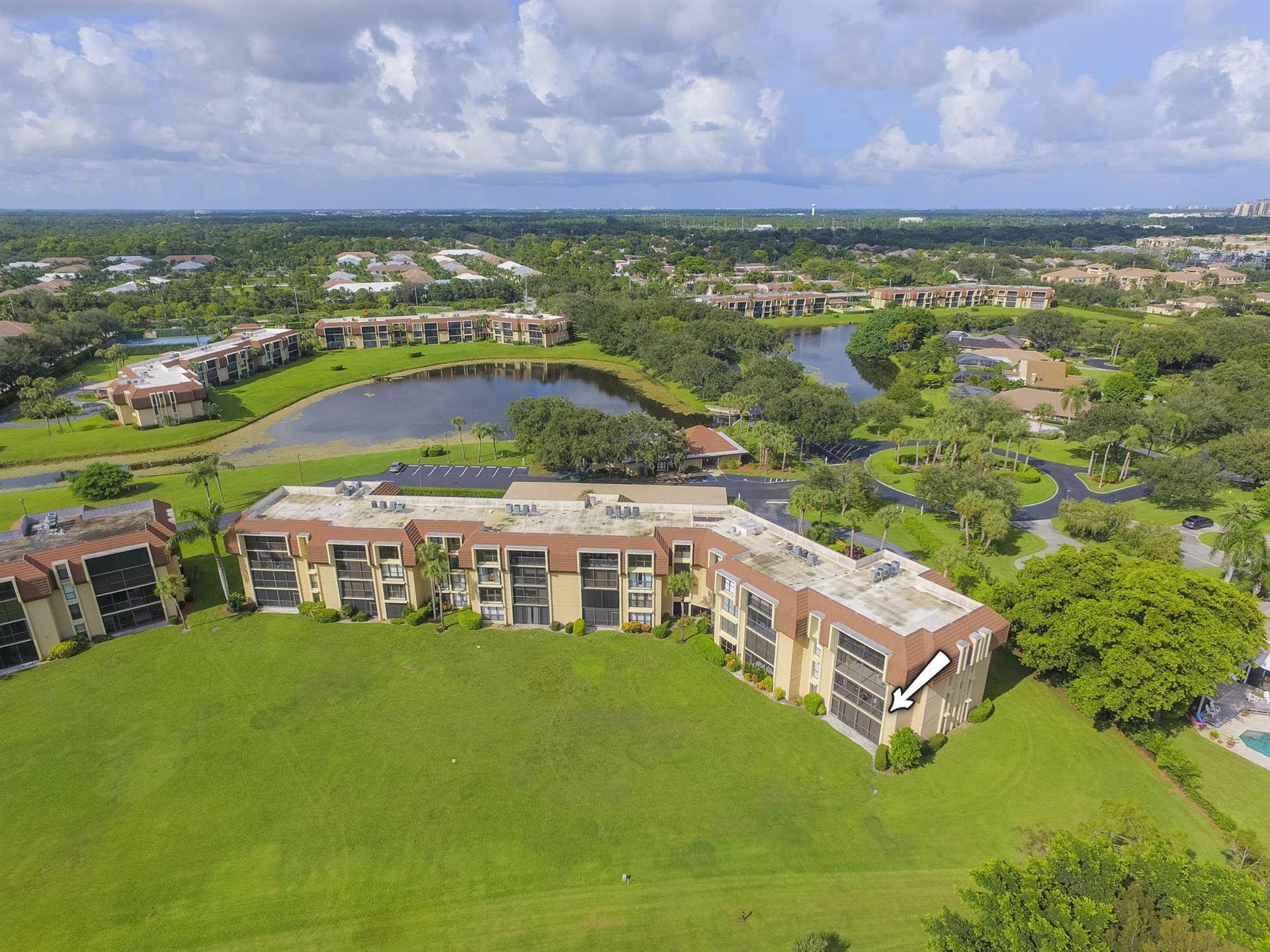 5350 Woodland Lakes Drive #212, Palm Beach Gardens, FL 33418 - #: RX-10653392