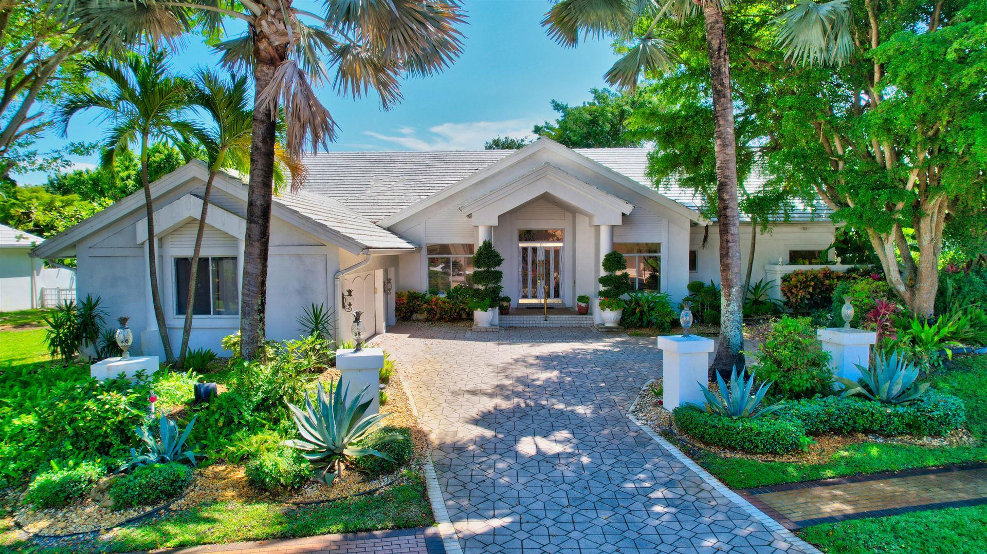 6924 Queenferry Circle, Boca Raton, FL 33496 - #: RX-10715392