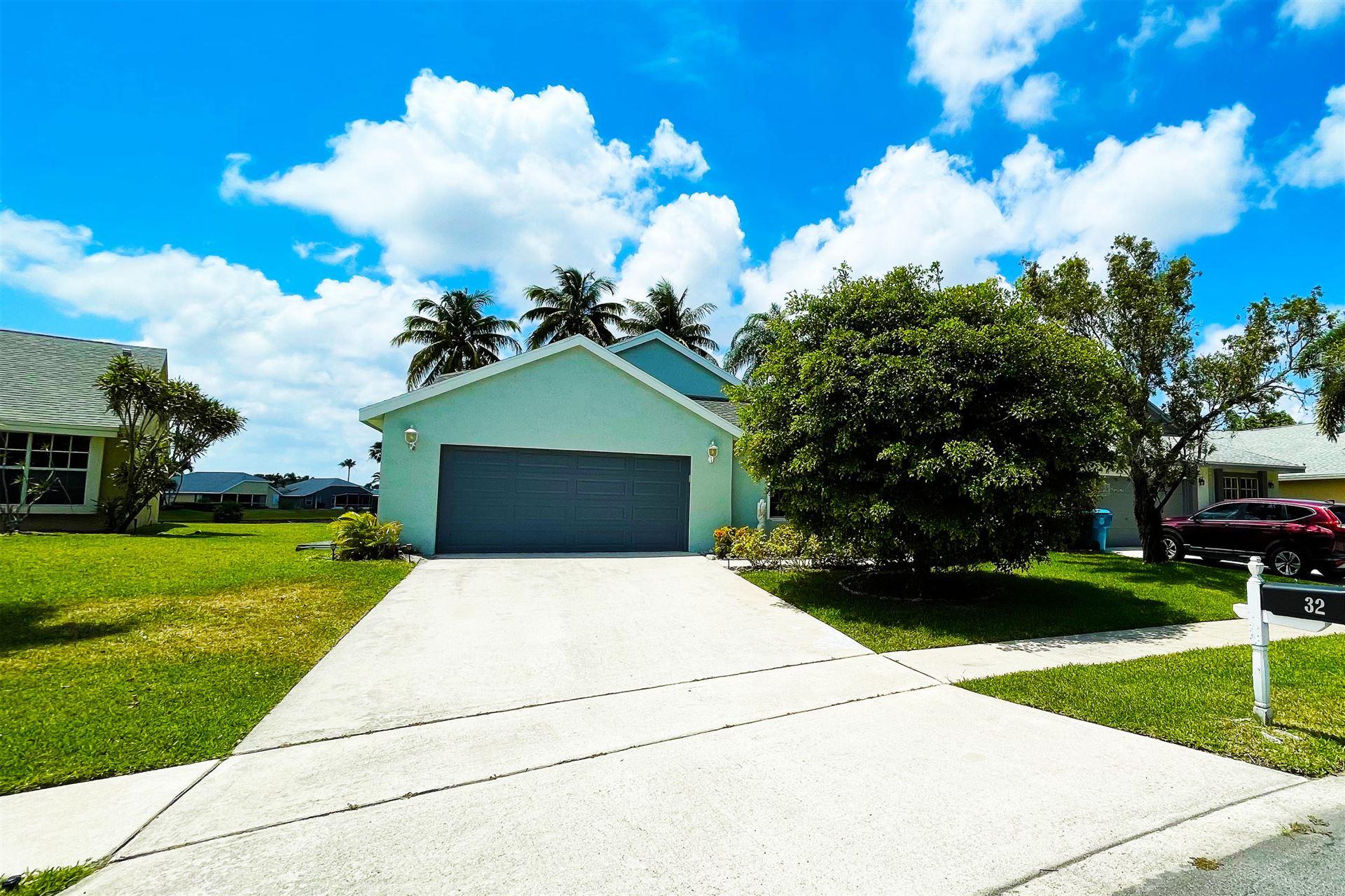 32 Misty Meadow Drive, Boynton Beach, FL 33436 - MLS#: RX-10719392