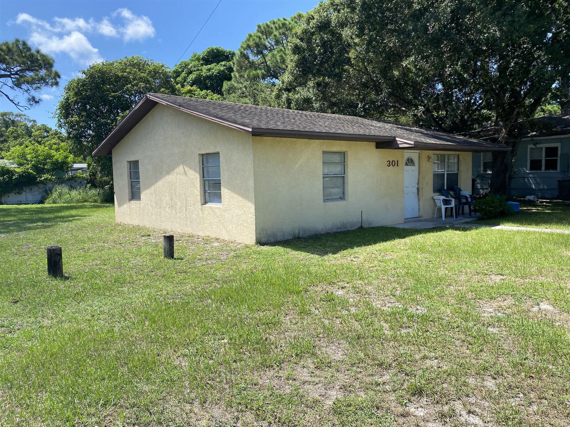 301 N 20th Street, Fort Pierce, FL 34950 - MLS#: RX-10739392