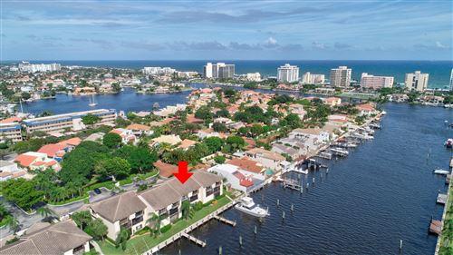 Photo of 300 Captains Walk #1120, Delray Beach, FL 33483 (MLS # RX-10715393)