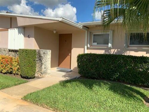 Photo of 2763 Dudley Drive W #G, West Palm Beach, FL 33415 (MLS # RX-10752393)