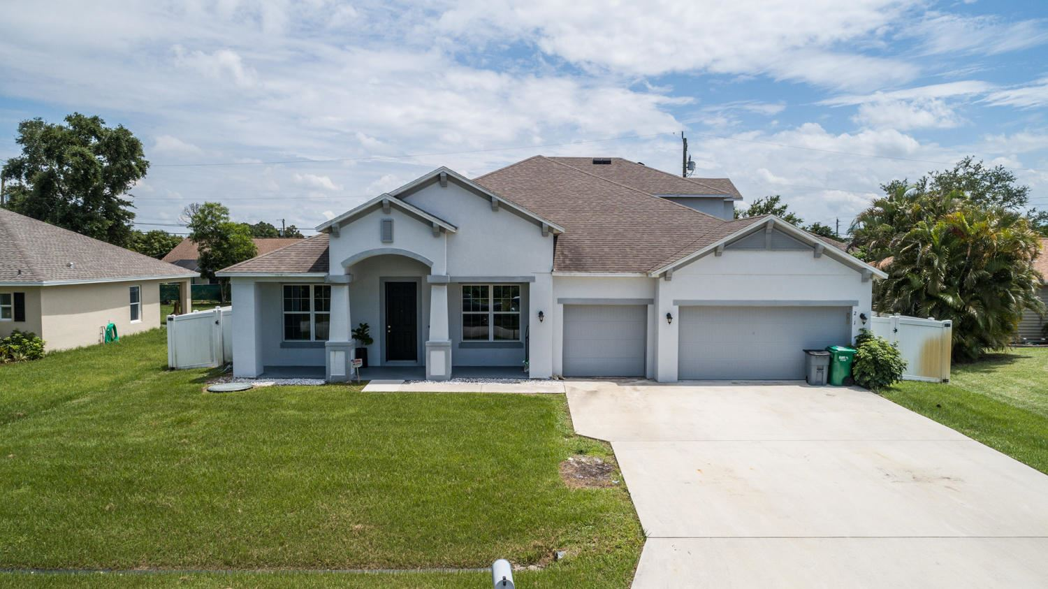 271 SW North Wakefield Circle, Port Saint Lucie, FL 34953 - #: RX-10632393