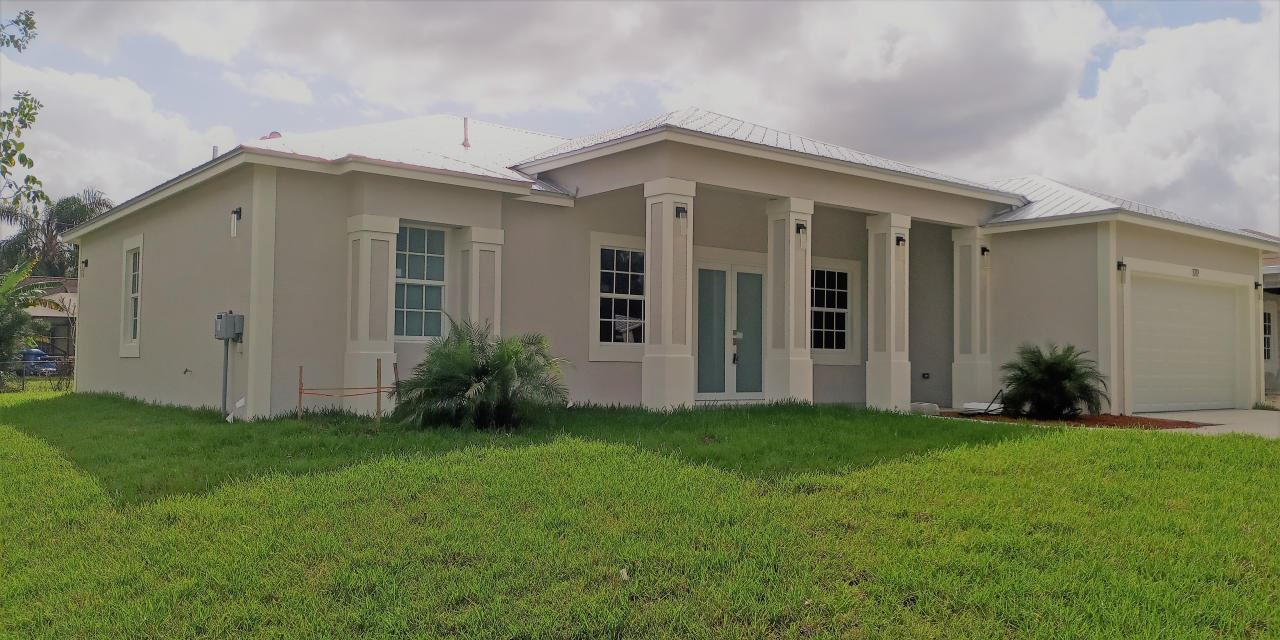 1212 SW Herald Road, Port Saint Lucie, FL 34953 - #: RX-10669393