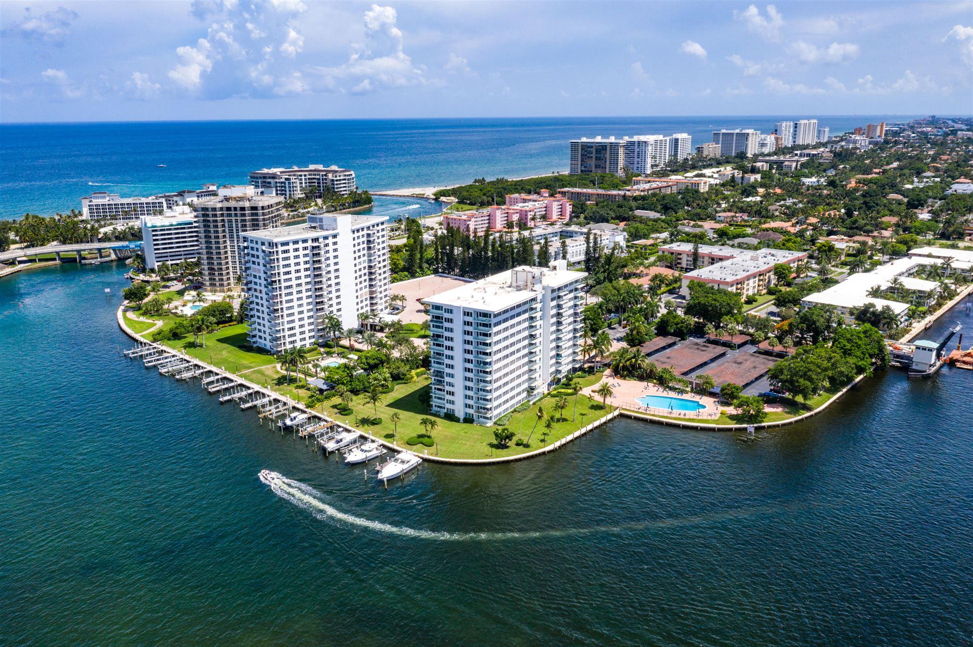 701 E Camino Real #8c, Boca Raton, FL 33432 - #: RX-10700393