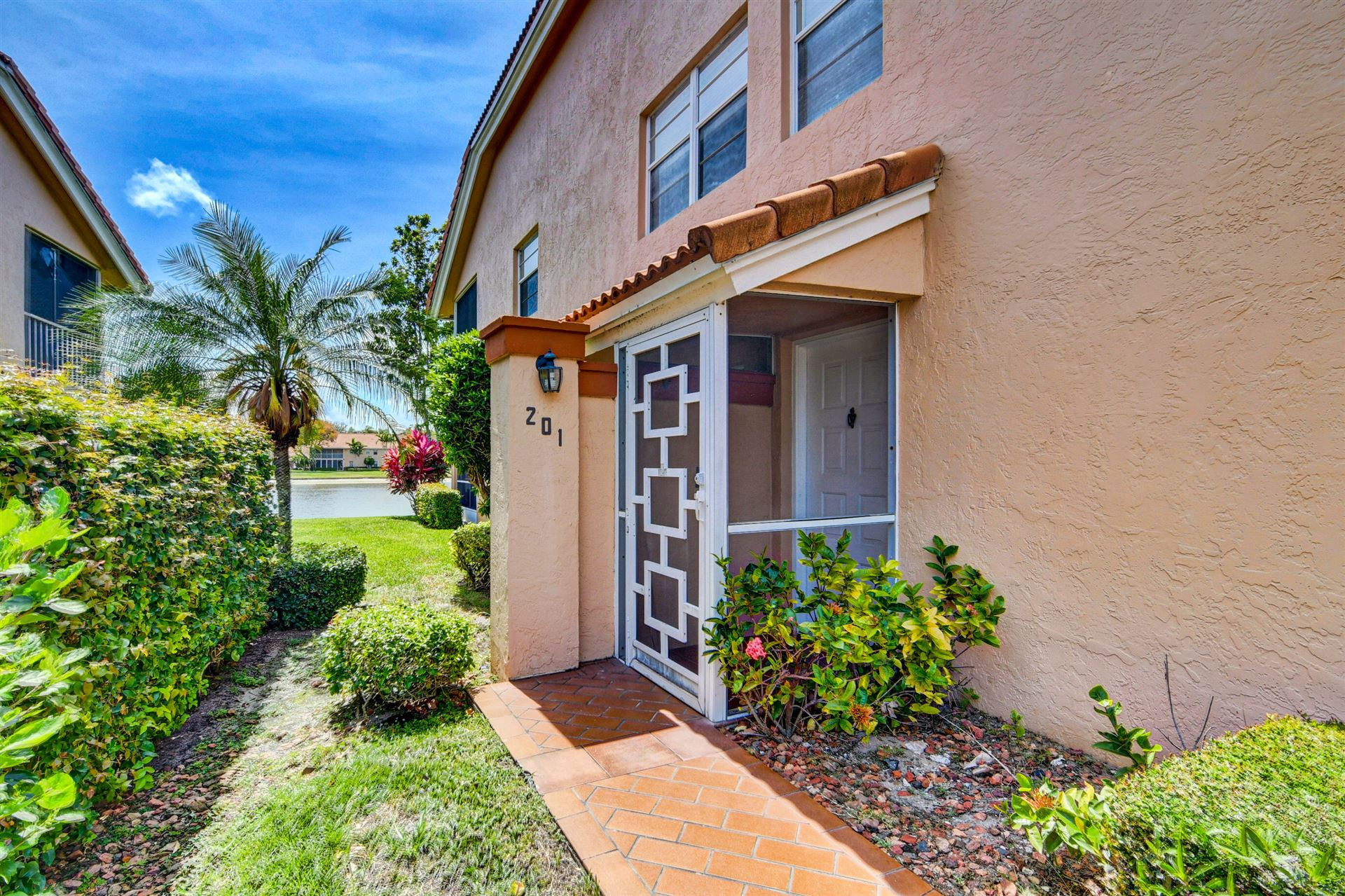 9805 Seacrest Circle #201, Boynton Beach, FL 33437 - MLS#: RX-10712393