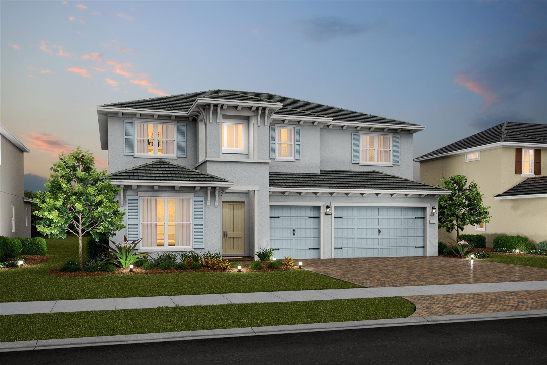 Photo of 12268 Waterstone Circle #16, Palm Beach Gardens, FL 33412 (MLS # RX-10744393)