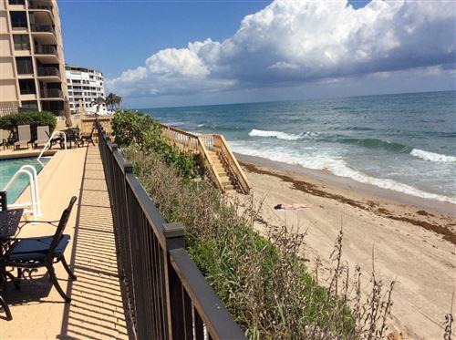 Photo of Listing MLS rx in 4000 S Ocean Boulevard #504 South Palm Beach FL 33480