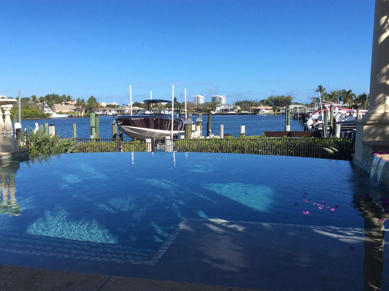 Photo of 708 Harbour Isle Way, North Palm Beach, FL 33410 (MLS # RX-10693394)