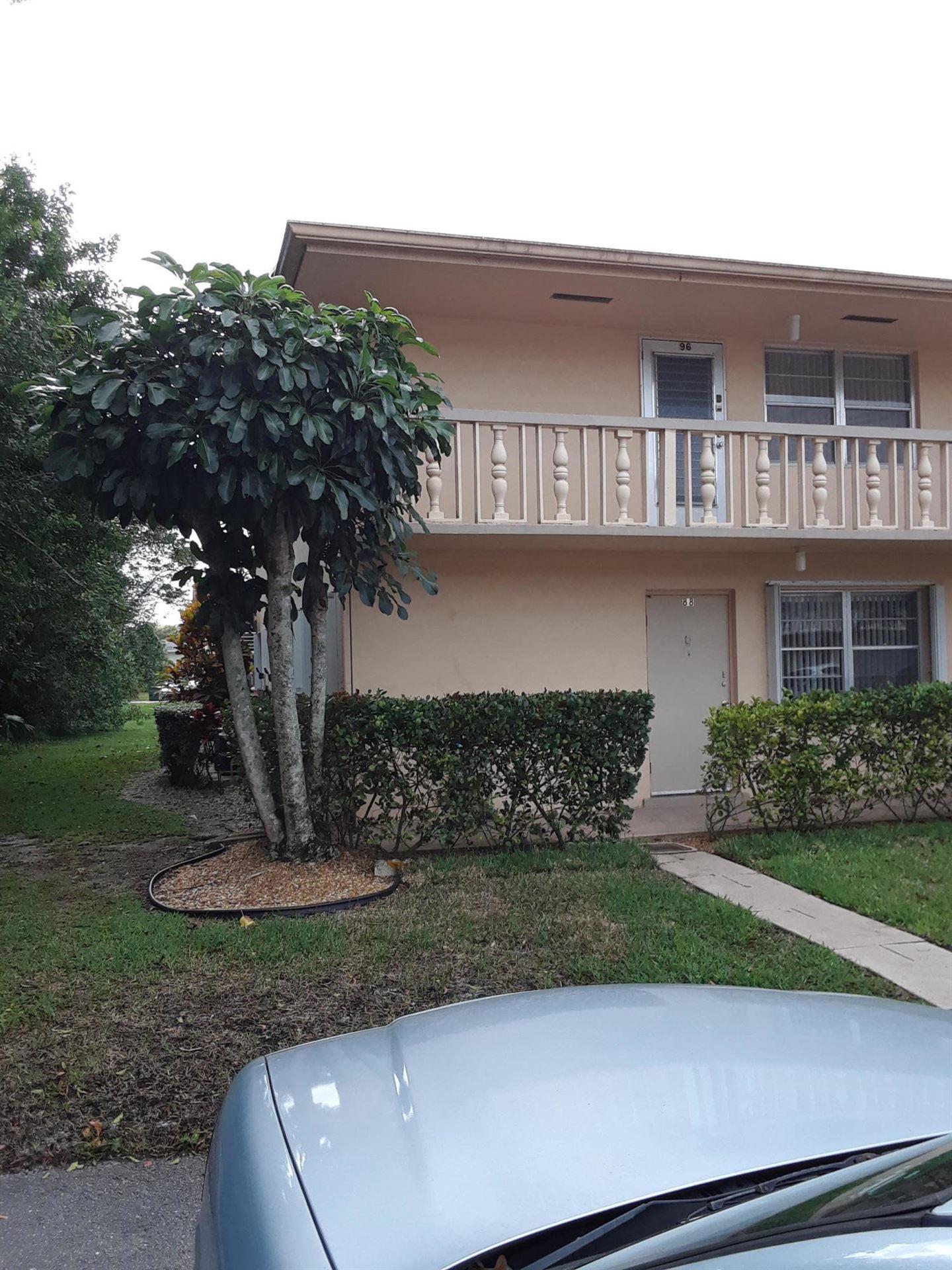 96 Hastings F, West Palm Beach, FL 33417 - #: RX-10694394