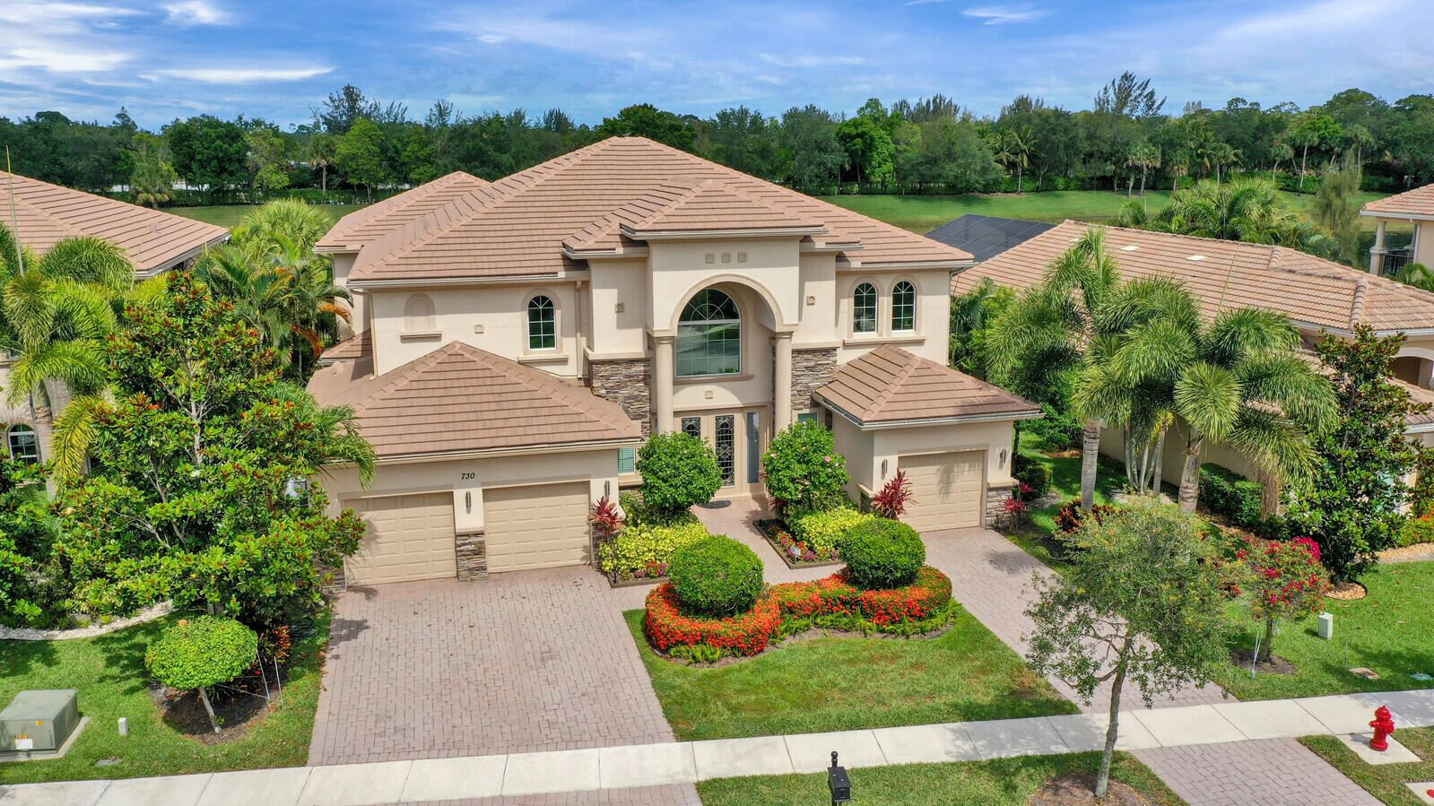730 Edgebrook Lane, West Palm Beach, FL 33411 - MLS#: RX-10718394