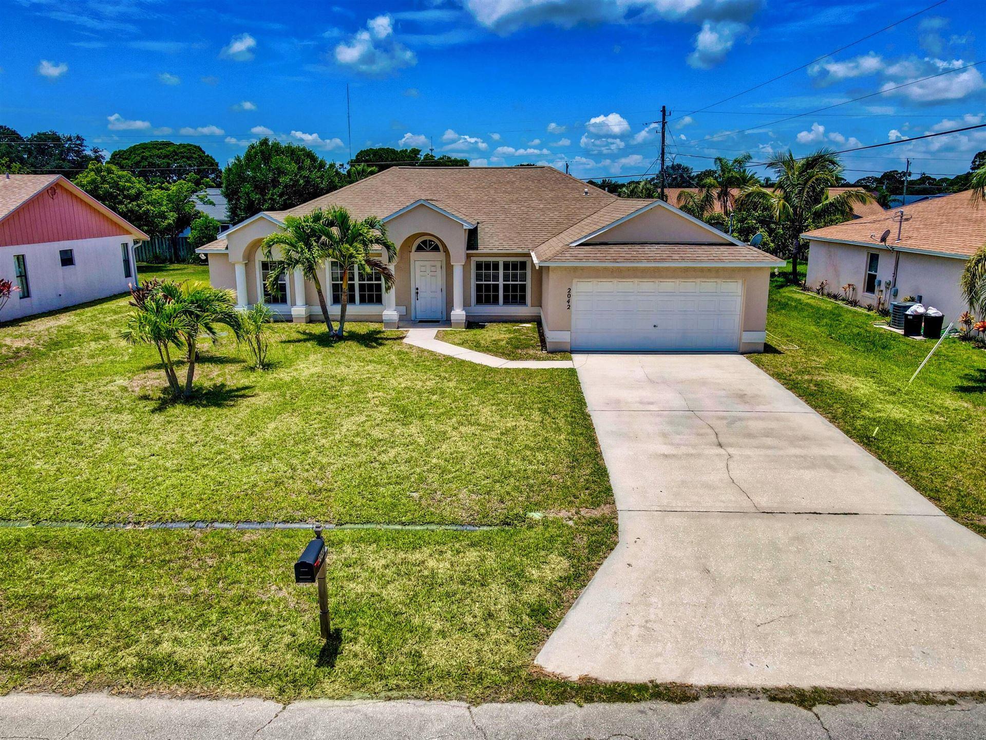 2042 SE Camilo Street, Port Saint Lucie, FL 34952 - MLS#: RX-10723394