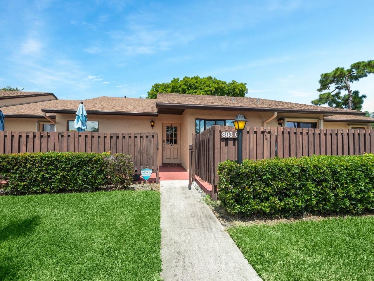 803 Sky Pine Way #G, Greenacres, FL 33415 - MLS#: RX-10743394