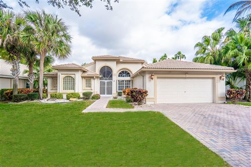 Photo of 6796 Molakai Circle, Boynton Beach, FL 33437 (MLS # RX-10599395)