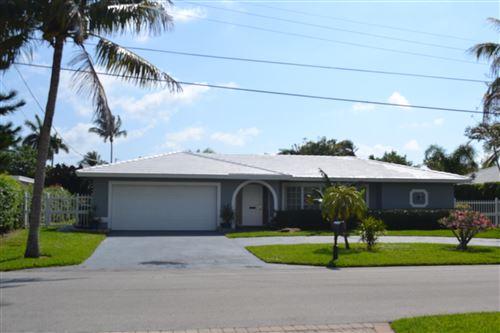 Photo of 5630 Nassau Drive, Boca Raton, FL 33487 (MLS # RX-10637395)